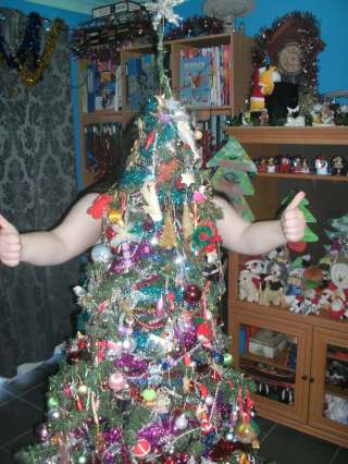 Christmas Tree Holt Style No one wants that!