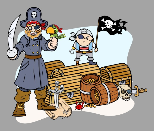pirate-captain-black-and-team-with-treasure-vector-cartoon-illustration_fkV-30dO_L