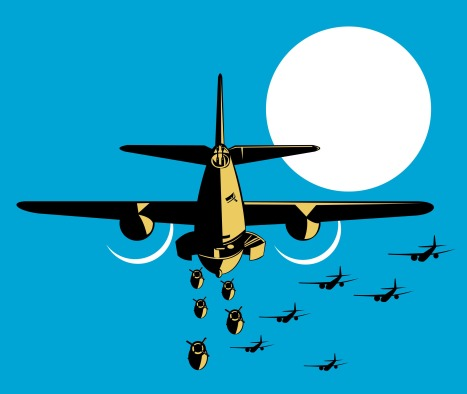 world-war-two-bomber-airplanes-drop-bomb-retro_MkeosLLO_L