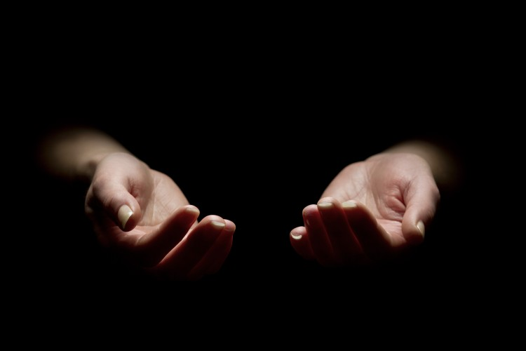 graphicstock-woman-begging-with-outstretched-hands-hands-reaching-out-black-and-white_ruBgKLsfje