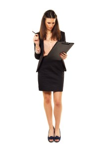 woman-at-work-checking-her-checklist-isolated-on-white_rpH5hOI4Yg