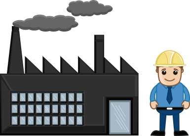 an-engineer-standing-outside-a-factory-vector_Gk5zh0wu_L