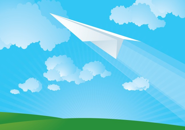paper-plane-in-the-sky-vector_zkVEw-D__L